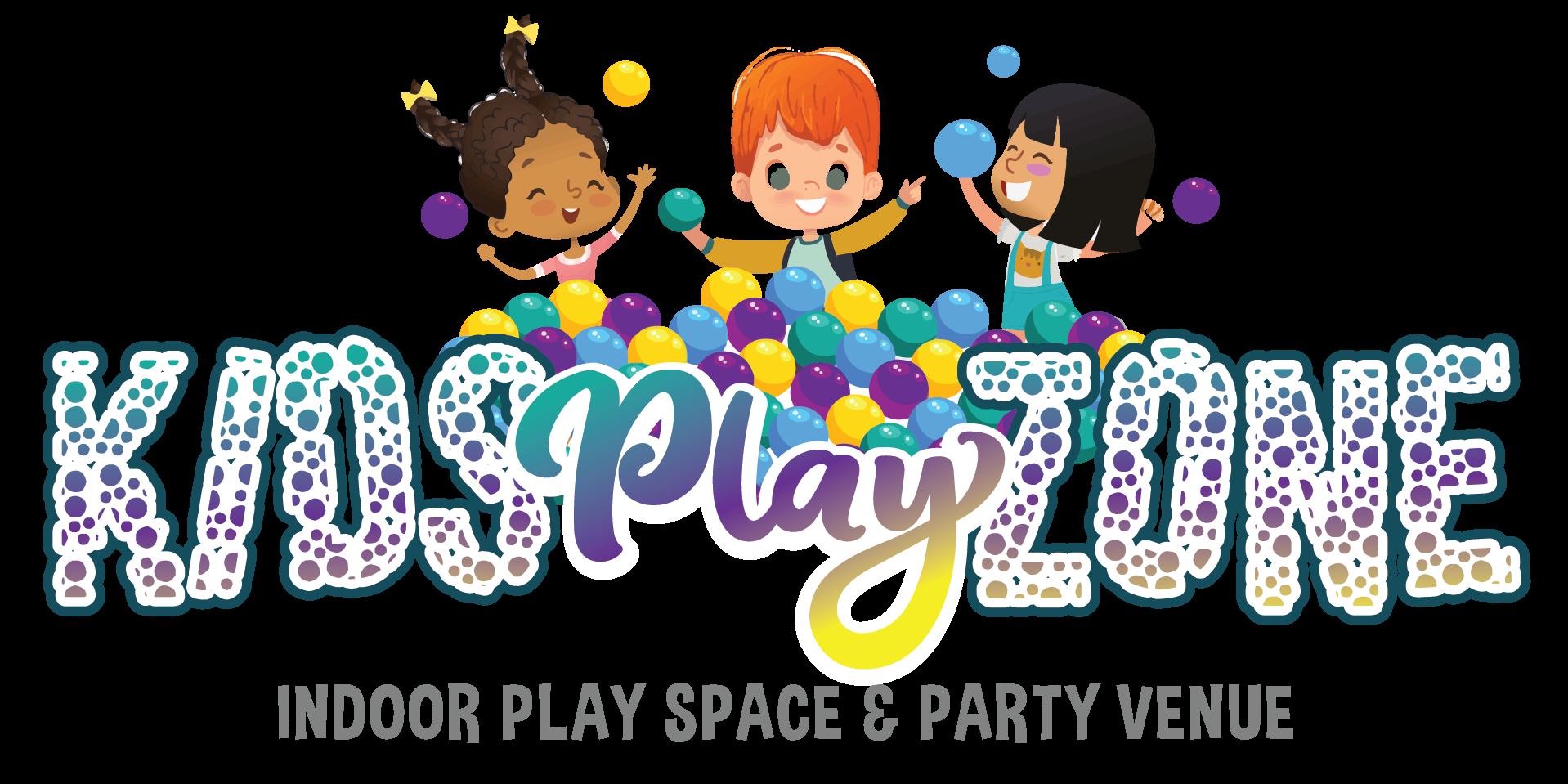 kids play zone logo